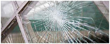 Purley Smashed Glass